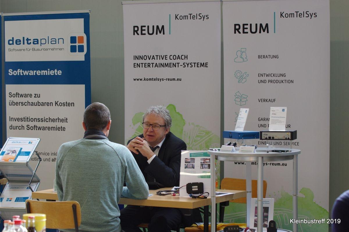 Alfred Reum von KomTelSys