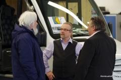 Georg Bergmann von K-Bus im Gespräch