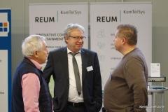 Alfred Reum von KomTelSys in der Beratung