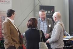 Volker Lehmann von gmelichleder präsentiert seine Produkte