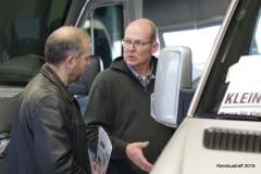 Dirk Feuser von FT Busvertrieb aktiv im Gespräch