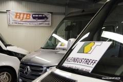 der Kleinbustreff in Dettingen-Erms bei der HJB Vertriebs GmbH
