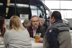 Georg Bergmann berät über FIBE-Busse