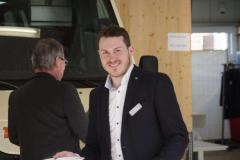 Stefan Bodechtel von der HJB Vertriebs GmbH